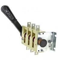 Выключатель-разъединитель ВР32У-37А71220 400А, 2 направления с д/г камерами, несъемная левая/правая рукоятка EKF MAXima
