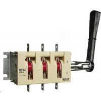 Выключатель-разъединитель ВР32-37А70220 400А, 2 направления, без д/г камер, несъемная рукоятка EKF