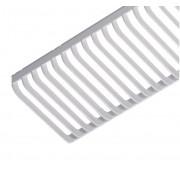 Решетка пластиковая для ЛСО46 Modul