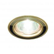 Светильник Gamma 51 0 04 литой, неповорт., золото MR16