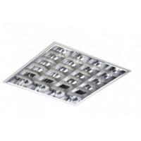 Светильник встраиваемый TLC 418-1 595х595 ЭмПРА зеркальный растр TECHNOLUX