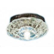 Светильник Bohemia 220 4 74 пурпурное стекло (G9) (СКИДКА 50 %)