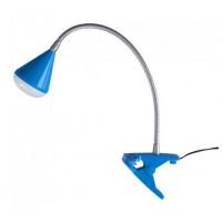 Светильник светодиодный настольный PTL-016C 5W 4000K синий JazzWay