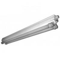 Светильник ПВЛМ-П 2х36-012 IP65, корпус полиамид, без отраж., ЭПРА (уп/2) СКИДКА 50 %