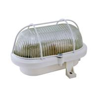 Светильник ПСХ/НБП 02-60-019 (белый, с металлической решеткой)