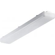 Светильник AOT.OPL 236 2x36W накладной опаловый IP40 э/м ПРА