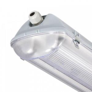 Светильник ЛСП 44-2х36-001 IP65, корпус ПК, расс. САН, ЭмПРА (уп/2)