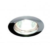 Светильник Gamma 51 0 05 литой, неповоротный хром MR 16