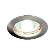Светильник Gamma 51 0 06 литой, неповоротный, никель, MR 16