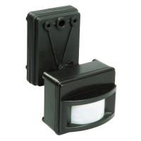 Детектор движения Sensor ML 1 02, на прожектор 1200Вт, 180 гр. IP 44 черный Comtech