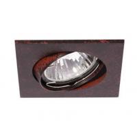 Светильник Quadro 51 0 15 литой, поворотный, расти (MR16) (СКИДКА 50 %)