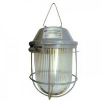 Светильник НСП 02-100-002 Желудь А IP52 E27 (с решеткой) корпус серый (4 шт/уп)