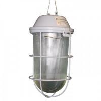 Светильник НСП 02-200-002 Желудь А IP52 E27 (с решеткой) корпус серый (4 шт/уп)
