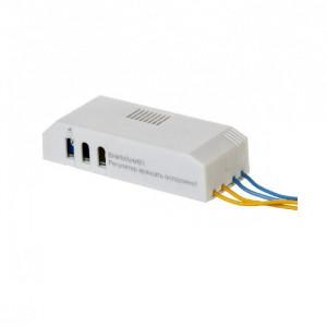 Выключатель освещения (Датчик оптико-акустический/присутствия) LST СЗВО.4.K (в корпусе) Аргос