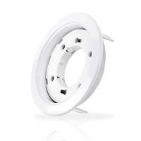 Точечный светильник DJ01WH-GX53SLIM Белый Wolta