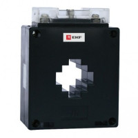 Трансформатор тока ТТЭ-30-100/5А класс точности 0,5S EKF