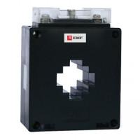 Трансформатор тока ТТЭ-30-150/5А класс точности 0,5S EKF