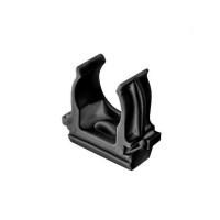 Крепеж-клипса 16мм черная (10/1500)